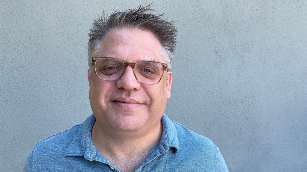 Paul Hackner - Warner Bros. Post Production Creative Services