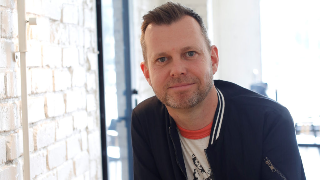 Julian Slater - Warner Bros. Post Production Creative Services