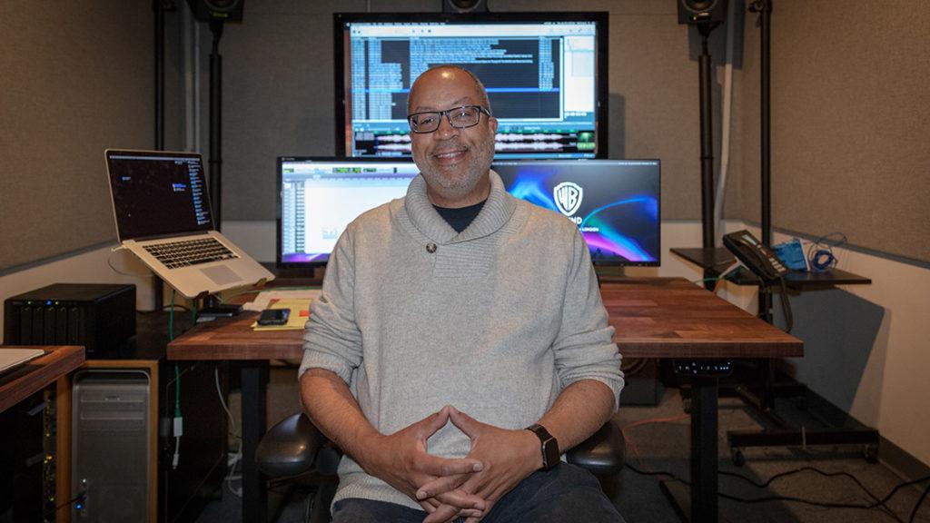 Greg Hedgepath - Warner Bros. Post Production Creative Services