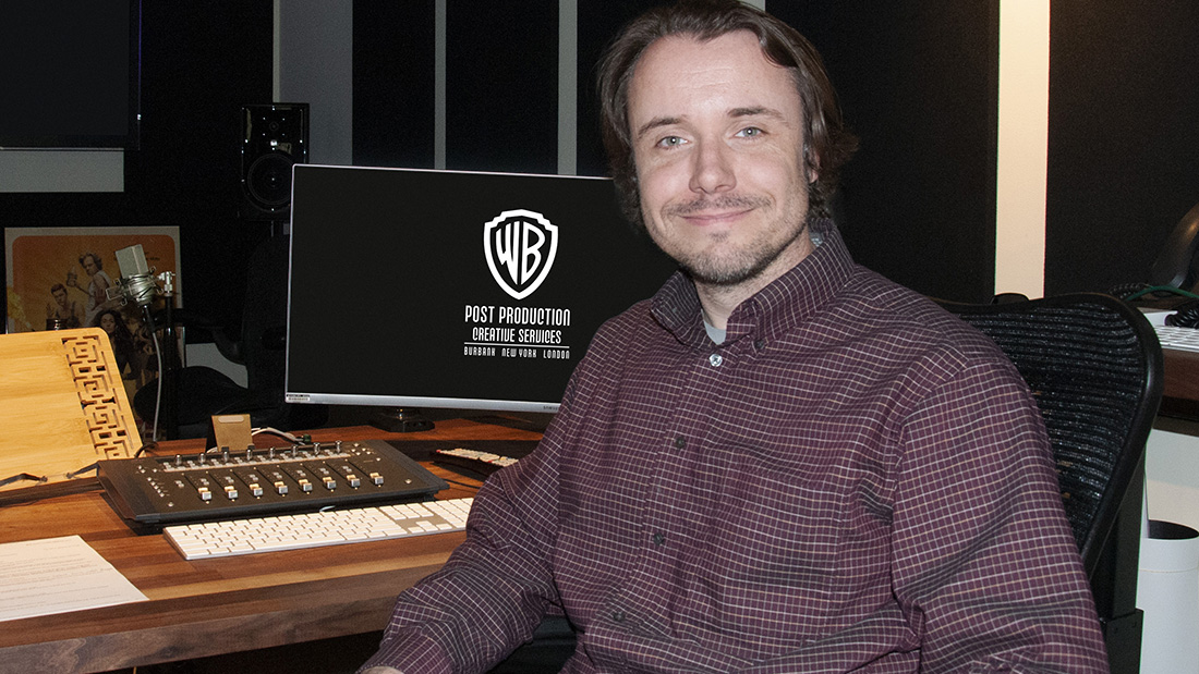 Matt Taylor - Warner Bros. Post Production Creative Services