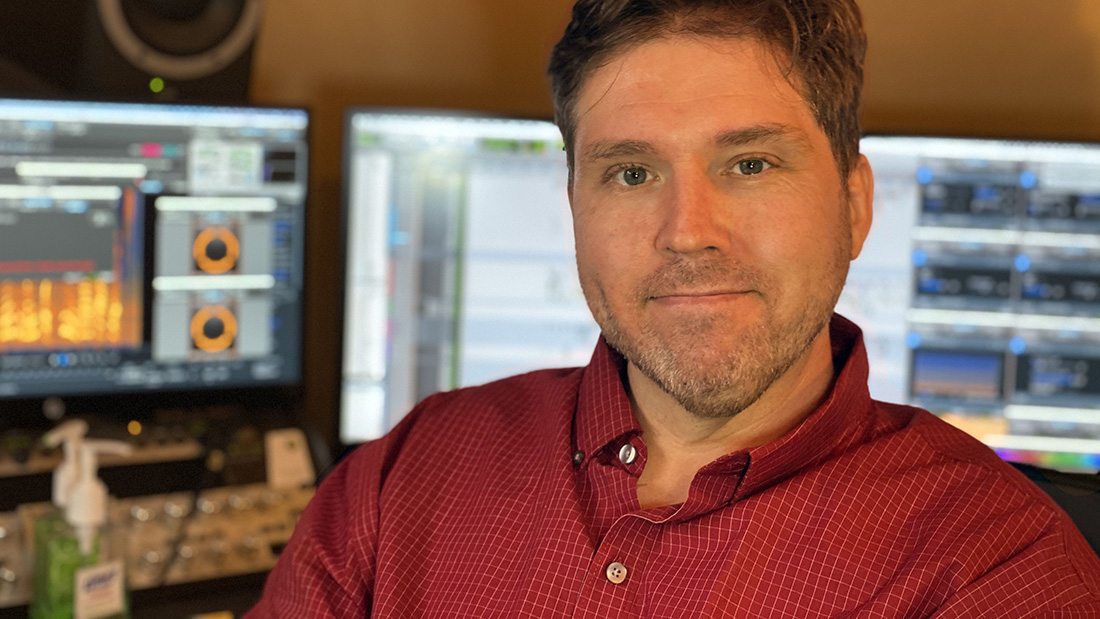 Vince Tennant - Warner Bros. Post Production Creative Services