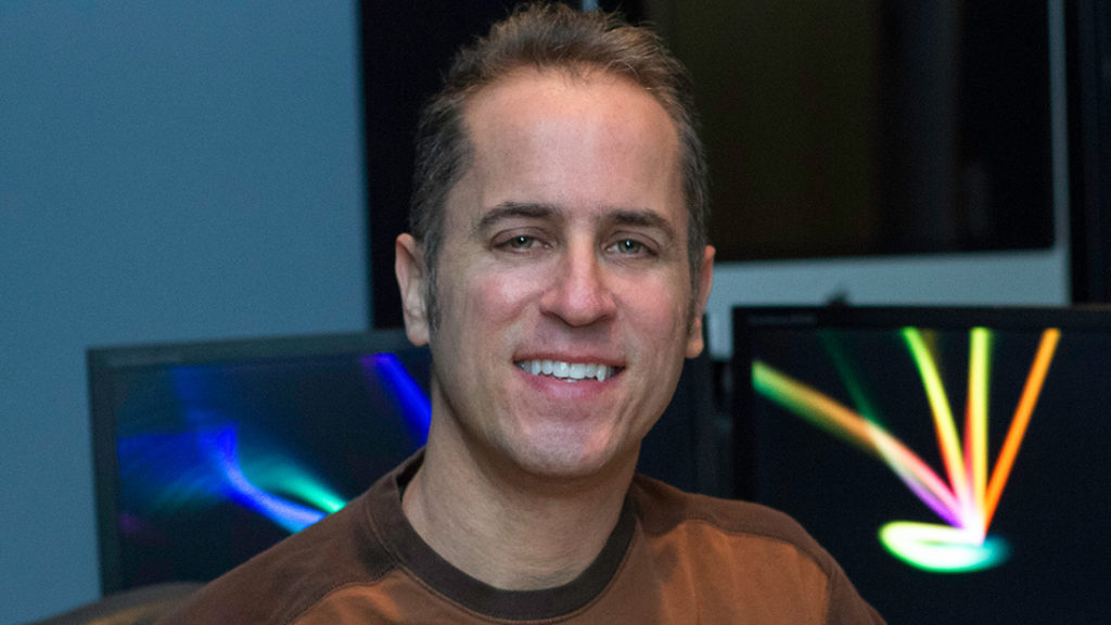 Michael Ferdie - Warner Bros. Post Production Creative Services