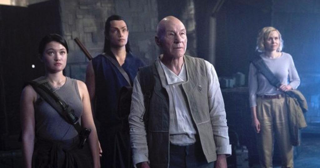 Star Trek: Picard's Emmy-Nominated Sound Team