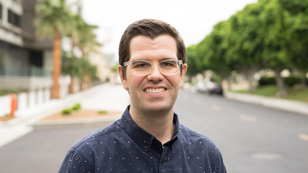 Dan Smith - Warner Bros. Post Production Creative Services