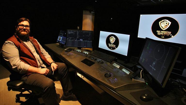Chris Obal - Warner Bros. Post Production Creative Services