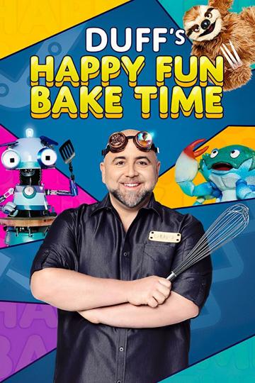 Duff's Happy Fun Bake Time