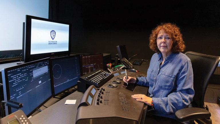 Janet Wilson - Warner Bros. Post Production Creative Services