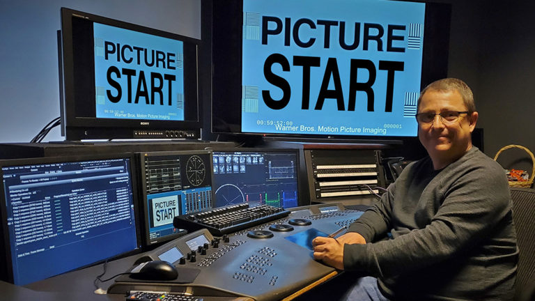 Mike Eaves - Warner Bros. Post Production Creative Services