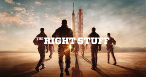 """Behind The Sound of 'The Right Stuff' Series,"" by Jennifer Walden"