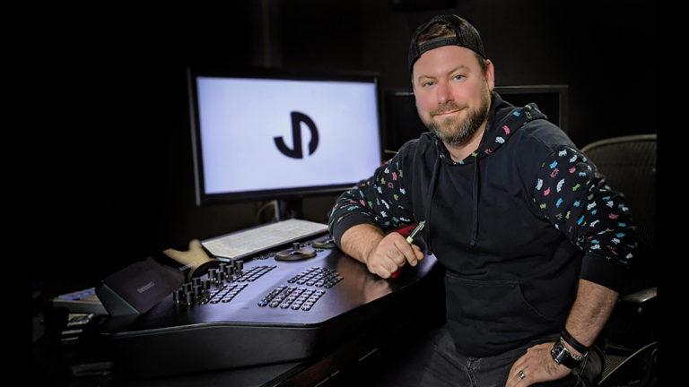 John Daro - Warner Bros. Post Production Creative Services
