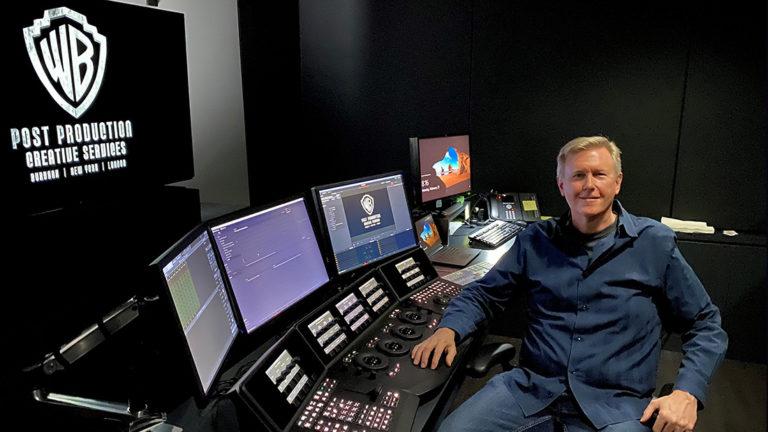 Rick Dalby - Warner Bros. Post Production Creative Services