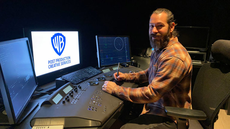 Leo Ferrini - Warner Bros. Post Production Creative Services