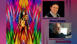 Designing the Thrilling Sound of Wonder Woman 1984