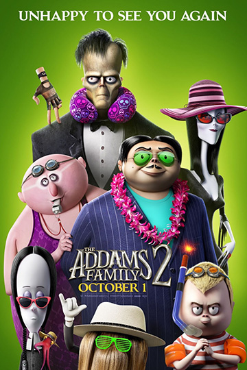 The Addams Family 2 - WBPPCS - Projects
