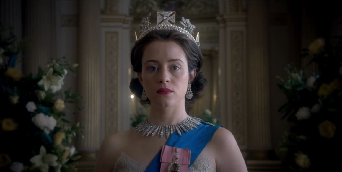 Transformation of Color Grade in Netflix's The Crown